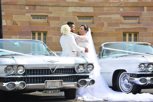 Congratulations to Farah and Majid.